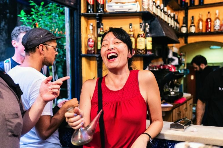 Food, drink and lots of laughter on a Tapalicious Food Tour Barcelona