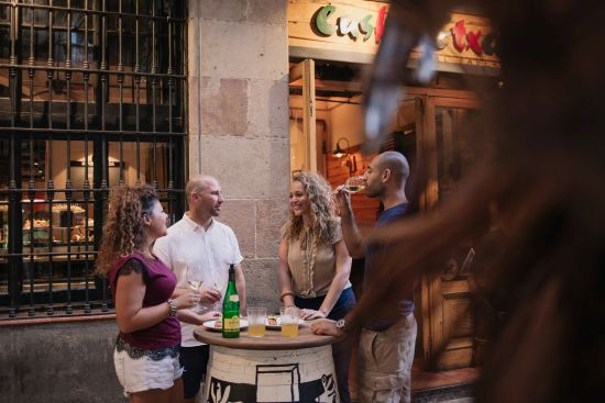 born to eat barcelona food and wine tour