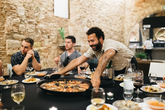 Private Barcelona Cooking Class and market tour with Wanderbeak