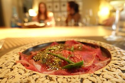 VIP & Corporate Group Michelin Private Dining barcelona with wanderbeak tours