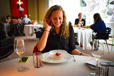 VIP & private group michelin dining experience barcelona with wanderbeak tours