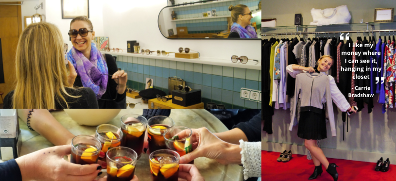 Designer Boutiques, Delicious Tapas and Traditional Vermut on our Wandermoda Boutique Barcelona Shopping Tours