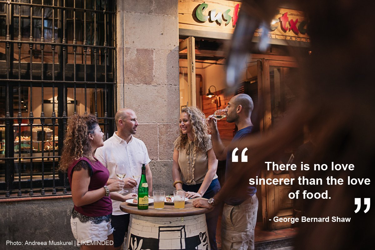 savor spain food tour barcelona - wanderbeak food tours barcelona
